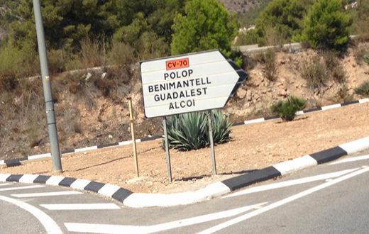 El PP reivindica tres importantes infraestructuras para Alcoy y la comarca