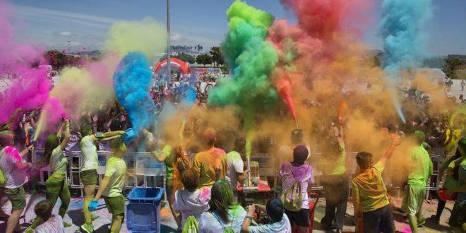 Alcoy acogerá una nueva edición de la 'Color Road'