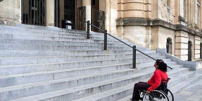 Guanyar defiende un Plan Integral de Accesibilidad para Alcoy