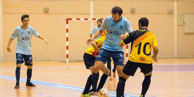 El Unión Alcoyana FS vence al Xaloc Alacant por 3-1