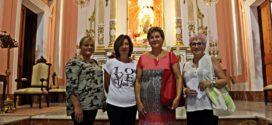 Carmen Garrido, nueva presidenta de la Cofradía de la Mare de Déu de Muro