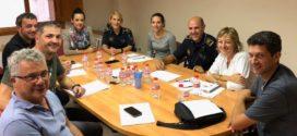Cocentaina extrapola el Grupo Minerva de la Policía Local a Benissa