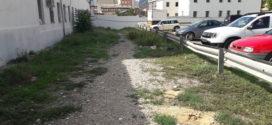 Ciudadanos reclama mejoras en el entorno del cuartel de la Guardia Civil