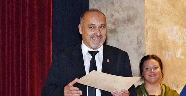 Juan Carlos Richart gana el Premio de Teatro Festero de Alcoy