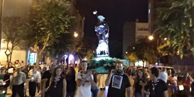 La parroquia de San Roque de Alcoy celebró su Fiesta anual