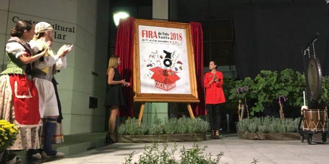 Cocentaina presenta las novedades de la Fira de Tots Sants 2018