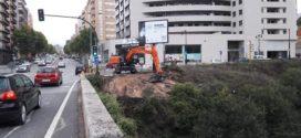 Arrancan las obras de construcción de la pasarela entre Alcoy y Cocentaina