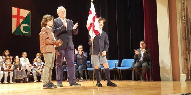Álvaro Santacreu es proclamado oficialmente como Sant Jordiet 2019