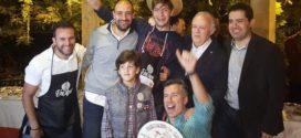 La Filà Mozárabes gana el Concurso de Olleta del Mig Any 2018