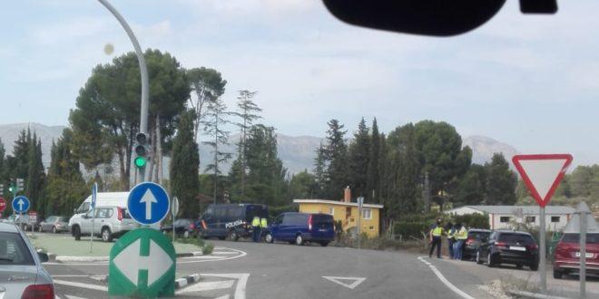 Más registros en la comarca dentro de la operación contra el yihadismo