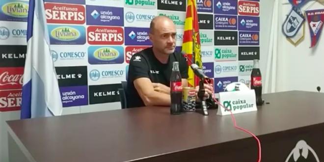 El Alcoyano se enfrenta al Valencia Mestalla