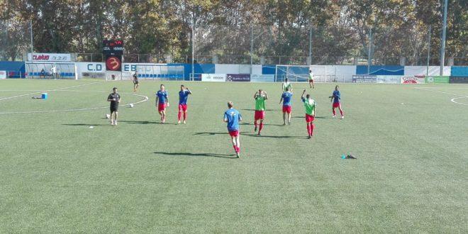 El Alcoyano regresa de vacío del partido ante el CD Ebro