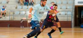 Estreno amargo de liga para el Unión Alcoyana FS
