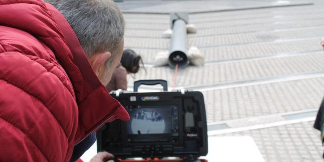 Alcoy cuenta con dos cámaras para revisar el alcantarillado