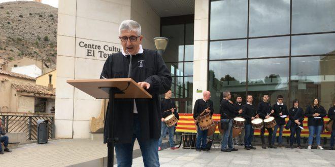 El Mal Passet, protagonista de un festivo 9 d'Octubre en Cocentaina