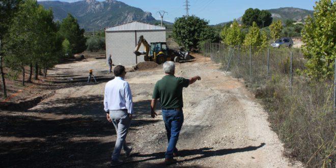 Comienza la construcción del albergue comarcal de animales