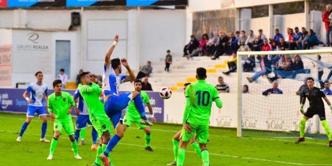 El Alcoyano cae por la mínima ante el Atlético Levante