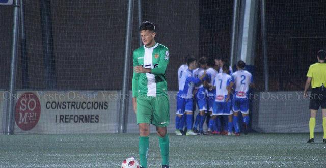 El Alcoyano vence al UE Cornellà con un resultado de 1-2