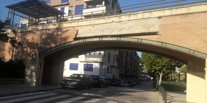 Guanyar reclama una reparación urgente del puente de Cantagallet