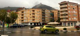 La lluvia deja importantes registros en Alcoy y la comarca