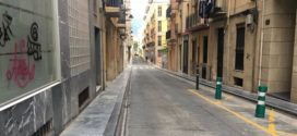 Arrancan las obras para acondicionar la calle Sant Jaume