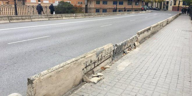 Ciudadanos exige explicaciones sobre las reparaciones en varios puentes de Alcoy