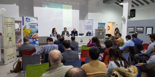Alcoy promueve la innovación sostenible y la acerca a empresas y administraciones