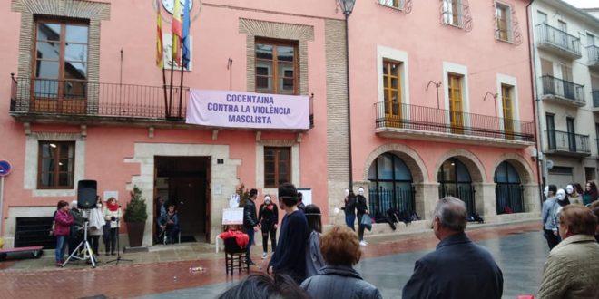 Condena unánime a la Violencia de Género en Cocentaina y la comarca