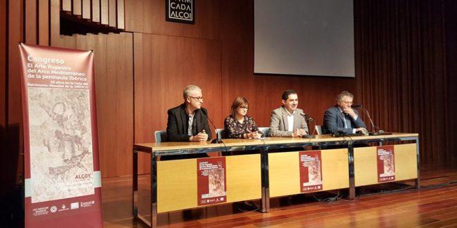 Alcoy acoge el congreso de Arte Rupestre de la Península Ibérica