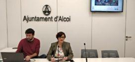 Guanyar defiende la retirada de las placas con símbolos franquistas existentes en Alcoy