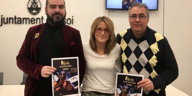 La Glorieta será epicentro de la tercera edición del 'Mercat de Nadal'