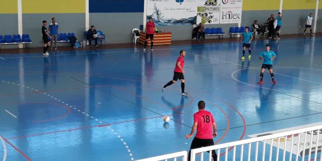 Derrota por la mínima del Unión Alcoyana FS frente al Futsal Ibi