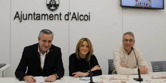 Tirisiti vuelve a protagonizar la Campaña Navideña de los comercios de Alcoy