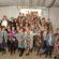 La emotividad marca el encuentro de las Antiguas Alumnas de San Roque