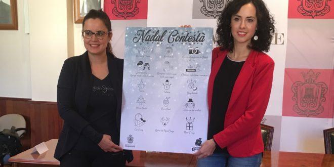Cocentaina lanza una campaña de Navidad para todas las edades