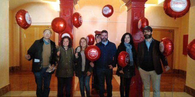 Tirisiti vuelve a ofrecer su particular Globo Solidario
