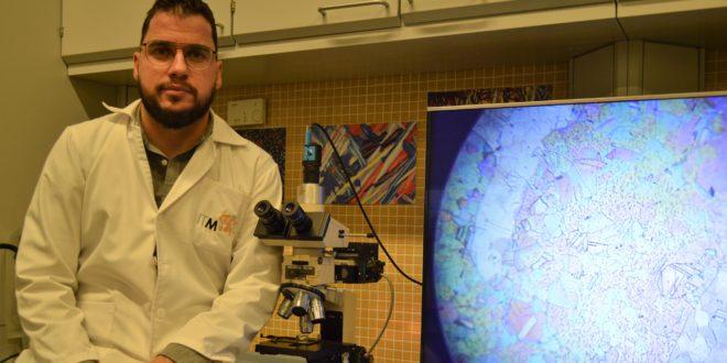 Daniel García obtiene la mejor puntuación en la convocatoria de los contratos post-doctorales de la UPV