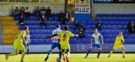 Alcoyano y Ejea empataron sin goles en el Collao