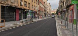 Guanyar Alcoi critica los continuos retrasos en la apertura de la calle Entenza