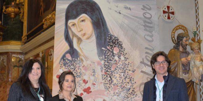 El cartel de Pepa Vañó ya anuncia las fiestas patronales de la Mare de Déu
