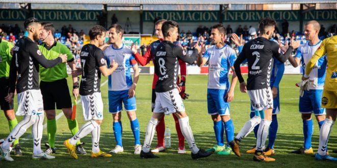 El CD Alcoyano cae también ante el Ebro con un resultado de 0-1
