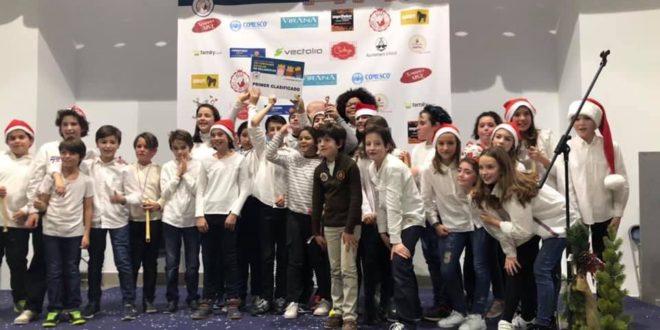 El Colegio Carmelitas vence en el XIII Certamen Escolar de Villancicos