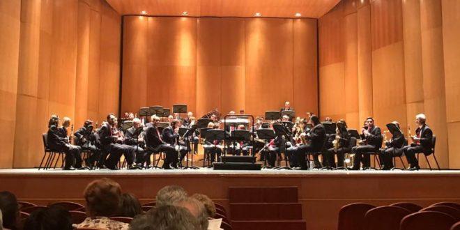El Serpis inicia el ciclo de Conciertos de Exaltación a la Música Festera