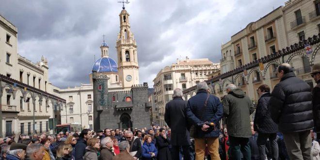 Nueva concentración en Alcoy por el blindaje de las pensiones