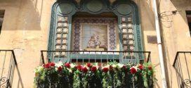 Alcoy rinde su particular homenaje a San Jorge