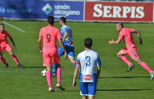 Alcoyano y Castellón se reparten puntos en El Collao