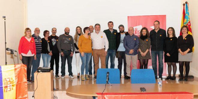 Esquerra Unida presenta a Gabriel Tomás como candidato a la alcaldía de Muro
