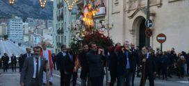 San Jorge se reencuentra con Alcoy en la tarde del 23 de abril