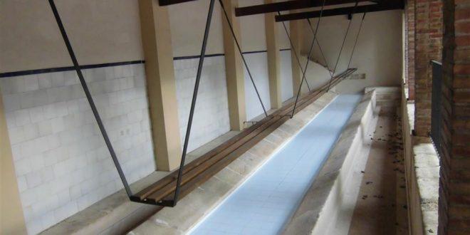 Concluyen las obras de mejora del lavadero del Pla de la Font de Cocentaina