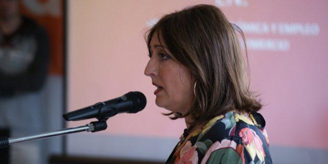 Ciudadanos presenta oficialmente a Rosa García como candidata a la alcaldía